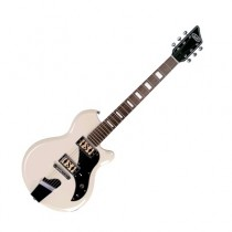 Supro The Westbury - Double Pickup - Antique White
