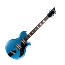 Supro The Westbury - Double Pickup - Blue Metallic