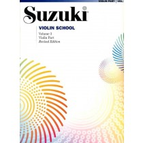 Suzuki Violin School Volum 3 - Violin part - Revidert utgave