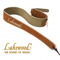 Lakewood leather strap - Brown