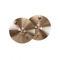 "T-Cymbals T-Classic Heavy HiHat 14"""