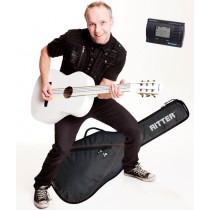 TeachMe Klassisk bundle - Gitarpakke for nybegynnere