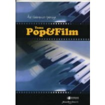 Tema Pop og Film - Notealbum for piano