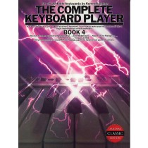 The Complete Keyboard Player 4 (Engelsk)