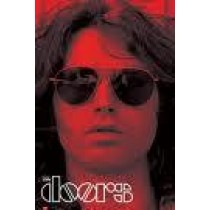"The Doors ""Red"" - Plakat"
