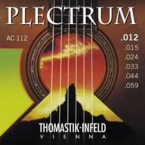 Thomastik-Infeld AC112 Plectrum - Ak.gitarstrenger .012