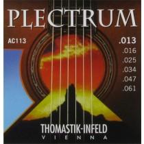 Thomastik-Infeld AC113 Plectrum - Ak.gitarstrenger .013