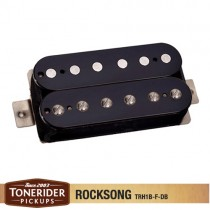 Tonerider Rocksong Bridge - F-Spaced - Black