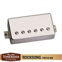 Tonerider Rocksong Bridge - Nickel Cover