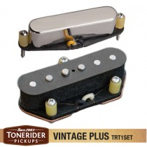 Tonerider Vintage Plus Left Handed Set - Nickel Cover