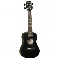Tanglewood TU101BLACK Union - Konsertukulele - Sort