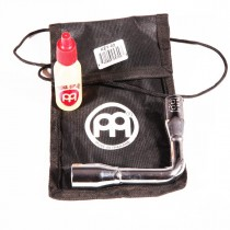 Meinl KEY-02 Tuning Key 13mm/14mm, Chrome w/Bag