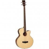 Tanglewood TW8EAB Winterleaf Acoustic Bass Guitar