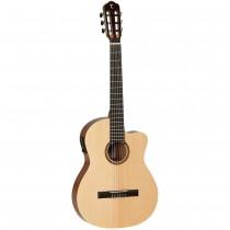 Tanglewood TWCE3 - Thinline klassisk gitar med pickup