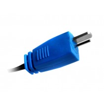 CIOKS Flex 7 strømforsyningskabel - 50cm - 2-pin DIN plug