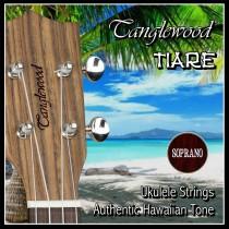 Tanglewood TWUS S - Soprano Ukulele Strings