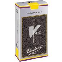 Vandoren V12 CR1935+ - 10 stk NR.3.5+ flis/rør til klarinett Bb