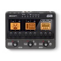 Zoom G3  gitar effektpedal og amp simulator