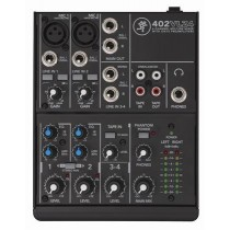 Mackie 402 VLZ4 - 4-kanals mikser med 2 stk Onyx preamper