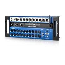 Soundcraft UI24R | Remote-mikser med innebygget WiFi. 24 input, DSP mm