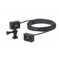 Zoom ECM-6 Extention Cable for Mic Capsule, 6 meter