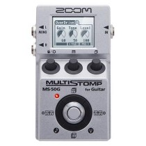 Zoom MS-50G multistomp for gitar