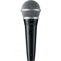 Shure PGA48-QTR - Dynamisk mikrofon m/ 5m XLR-Jack kabel