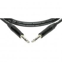 Klotz B4PP1-0200 - Stereo/balansert jackkabel, 2m