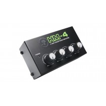 Mackie HM-4 Headphone Amplifier, 4-way