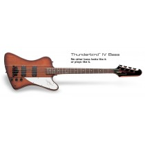 Epiphone Thunderbird IV Vintage Sunburst - El.bass