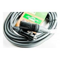Procab PRD953, DMX-kabel, 15M 3pin