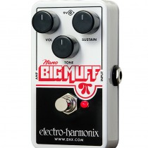Electro Harmonix Nano Big Muff pedal