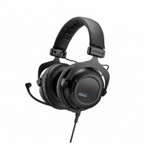 Beyerdynamic Custom Gaming - Sort gaming headset med mikrofon.
