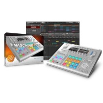 Native Maschine Studio White