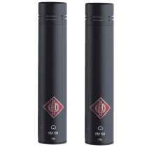 Neumann KM 184 mt stereopar sort finish