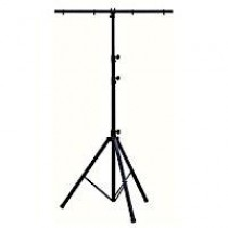 Showtec Medium Lightstand 3m m/bar