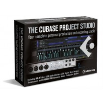 Steinberg The Cubase Project Studio - UR-RT4 Interface & Cubase Pro