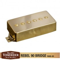 Tonerider Rebel 90 Bridge - Gold Cover