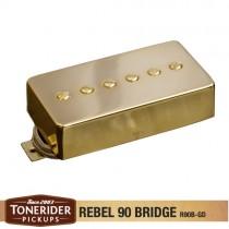 Tonerider Rebel 90 Bridge - Gold Cover