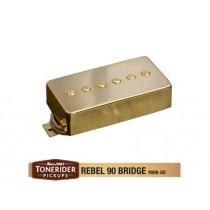 Tonerider Rebel 90 Neck - Gold Cover