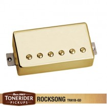 Tonerider Rocksong Bridge - Gold Cover