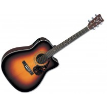 Yamaha FX370C - Tobacco Brown Sunburst